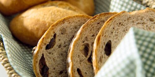 金沢大地の国産有機小麦ゆきちから・全粒粉でパン作り